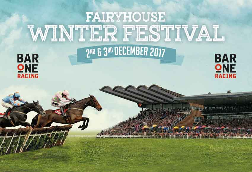 Winter Festival racing at Fairyhouse