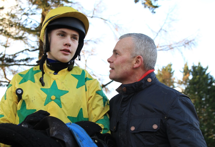 Image result for FINNY MAGUIRE JOCKEY