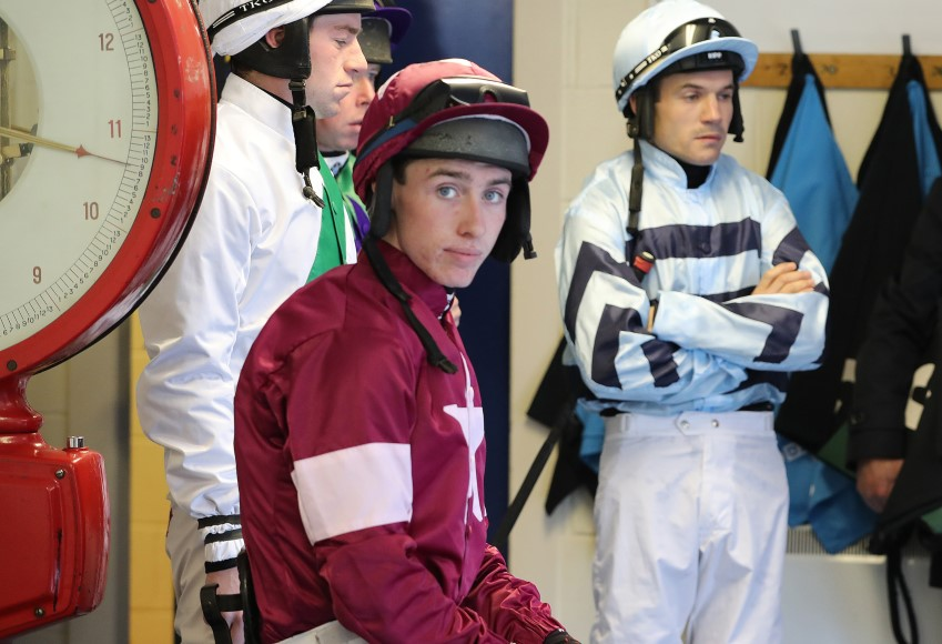 Image result for jack kennedy jockey injury
